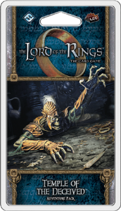 Lord of the Rings : The Card Game - Temple of the Deceived